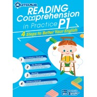 English Reading Comprehension in Practice P1