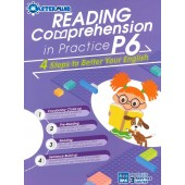 English Reading Comprehension in Practice P6