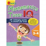 Mathematics Tutor IQ Questions Primary 3-4