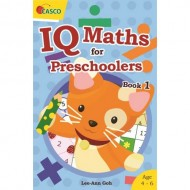 IQ Maths for Preschoolers Book 1