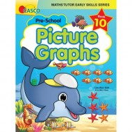 Maths Tutor Early Skills Series Book 10: Picture Graphs