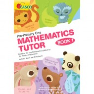 Pre-Primary One Mathematics Tutor Book 1