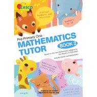Pre-Primary One Mathematics Tutor Book 3