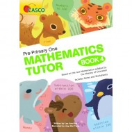 Pre-Primary One Mathematics Tutor Book 4
