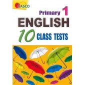 P1 English 10 Class Tests
