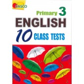 P3 English 10 Class Tests