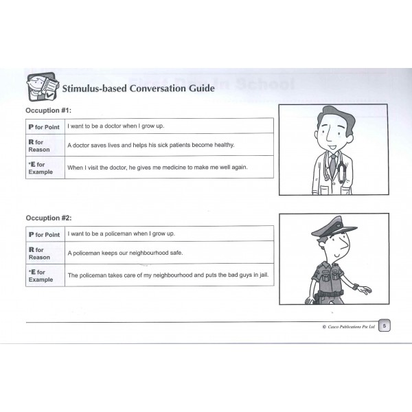P.1 Eng Oral-Reading Aloud & Stimulus-based Conversation