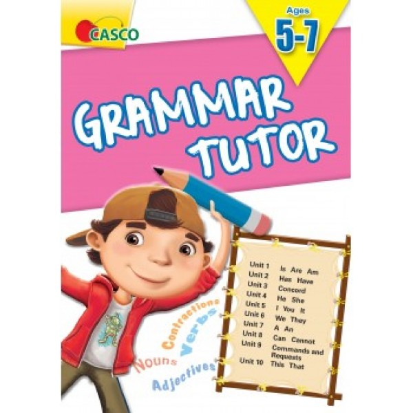Grammar Tutor for Ages 5-7