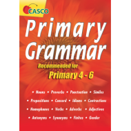 Casco Primary Grammar P.4-6