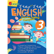 Step by Step English Creative Writing For Champions 3