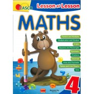 Lesson-by-Lesson Maths  WB.4