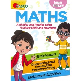 Maths Activities & Puzzles Using Thinking Skills & Heuristics