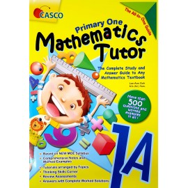 Primary Mathematics Tutor 1A