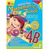 Primary Mathematicss Tutor 4B Vol.2
