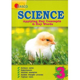 P.3 Science Applying Key Concepts & Key Words