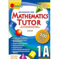Secondary Mathematics Tutor 1A