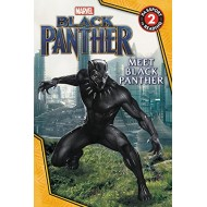 Black Panther:Meet Black Panther (Passport to Reading Level 2)