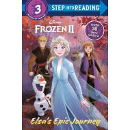 Elsa's Epic Journey (Disney Frozen 2 ~ Step into Reading Level 3)