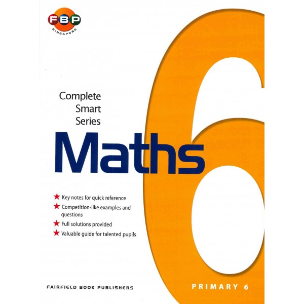 P.6 Complete Smart Series Maths