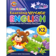 Pre-School Learning Voyage English K2