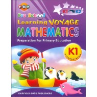 Pre-School  Learning Voyage Mathematics K1