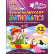 Pre-School  Learning Voyage Mathematics K2