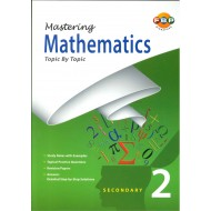 Mastering Mathematics Topical Sec 2