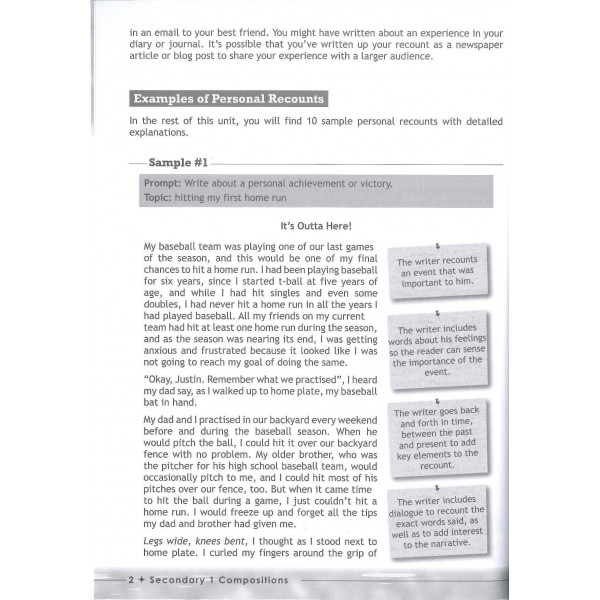 write model essays secondary  the write model essays secondary 1