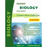 NEWEST BIOLOGY FOR HKDSE — COMPLETE NOTES COLLECTION(SECOND EDITION)