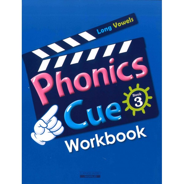 Phonics Cue 3 (Paperback+CD)-Student Book+Workbook+Activity Book+Hybrid CDs