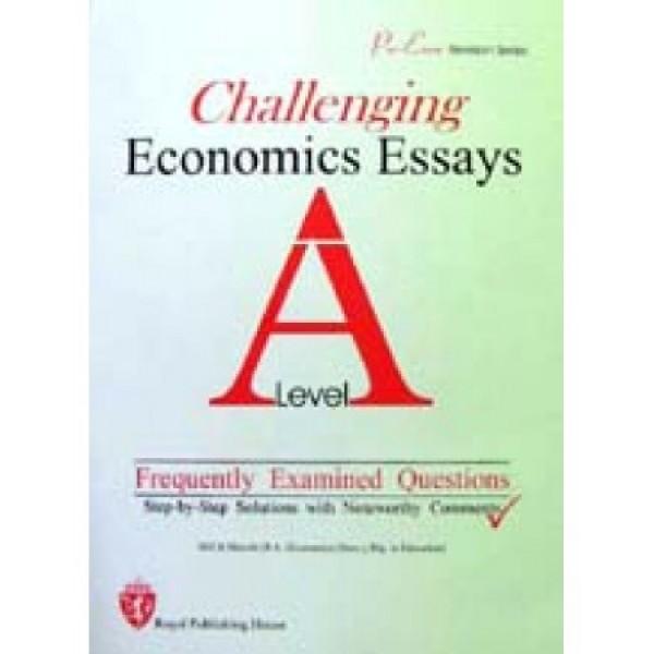 econs essays
