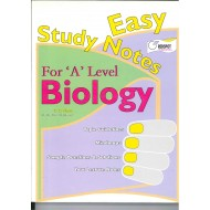 A Level Biology Easy Study Notes