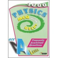 GCE A-L 1000 Physics MCQ With Helps (Topical)