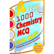 GCE A-L 1000 Chemistry MCQ With Helps