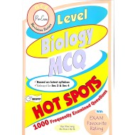 GCE O Level Biology MCQ Hot Spots