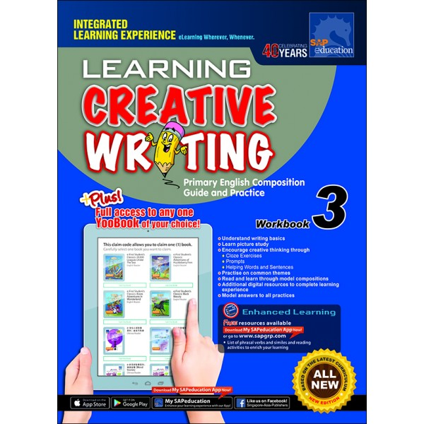 Learning Creative Writing Workbook 3