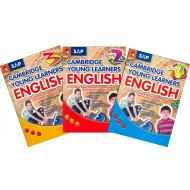 Cambridge Young Learners English (3 Books)