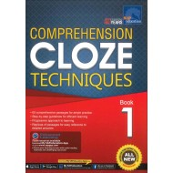 Comprehension Cloze Techniques Book 1