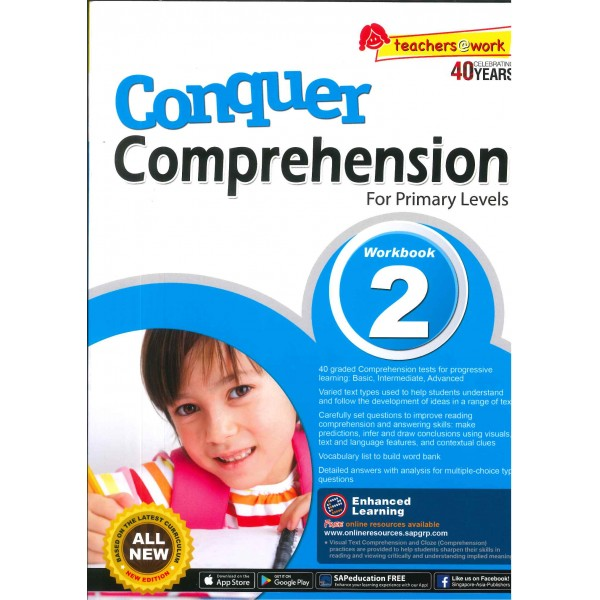 Conquer Comprehension WB.2