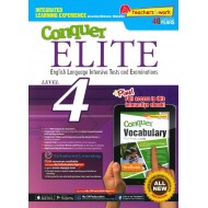 Conquer ELITE (English Language Intensive Tests and Examinations) Level 6
