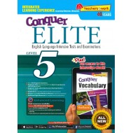 Conquer ELITE (English Language Intensive Tests and Examinations) Level 5