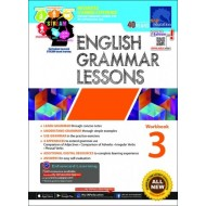 English Grammar Lessons Workbook 3