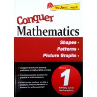Conquer Mathematics Book 1 :Shapes,Patterns,Graphs