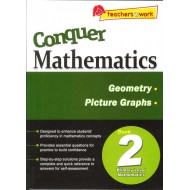 Conquer Mathematics Book 2 :Geometry, Picture Graphs