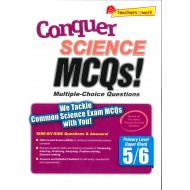 Conquer Science MCQs P.5/6