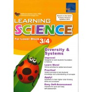 Learning Science For Lower Block 3/4 :Diversity & Systems