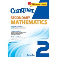 Conquer Mathematics Secondary 2
