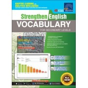 Strengthen English Vocabulary For Secondary Levels