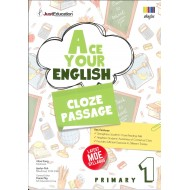 Ace Your English (Cloze Passage) P.1