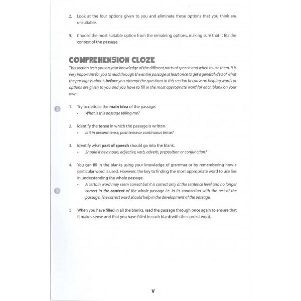 Ace Your English (Cloze Passage) P 6